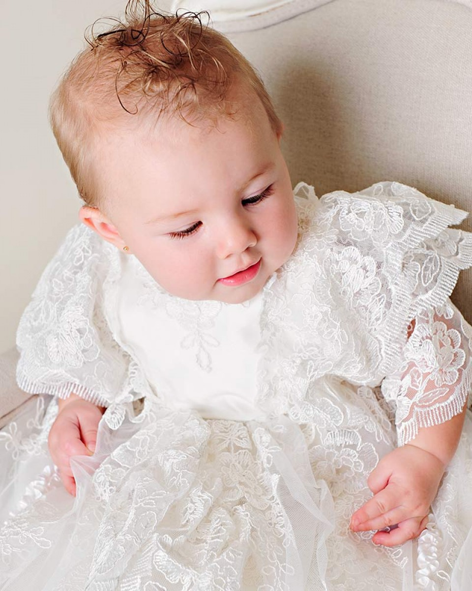 Baptismal Gown Preservation: Royal Christening Gown