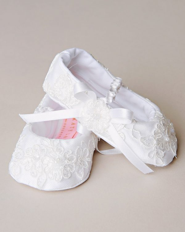 Royal Lace Slippers - One Small Child