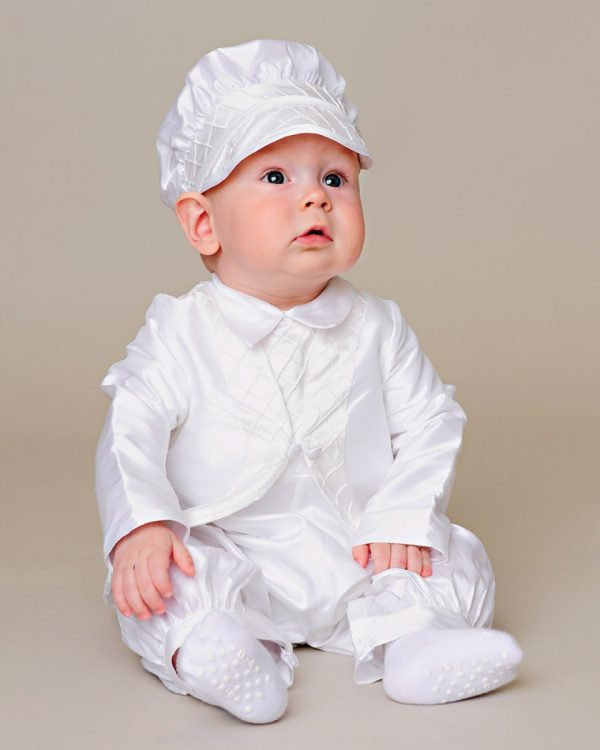 Samuel Christening Outfit