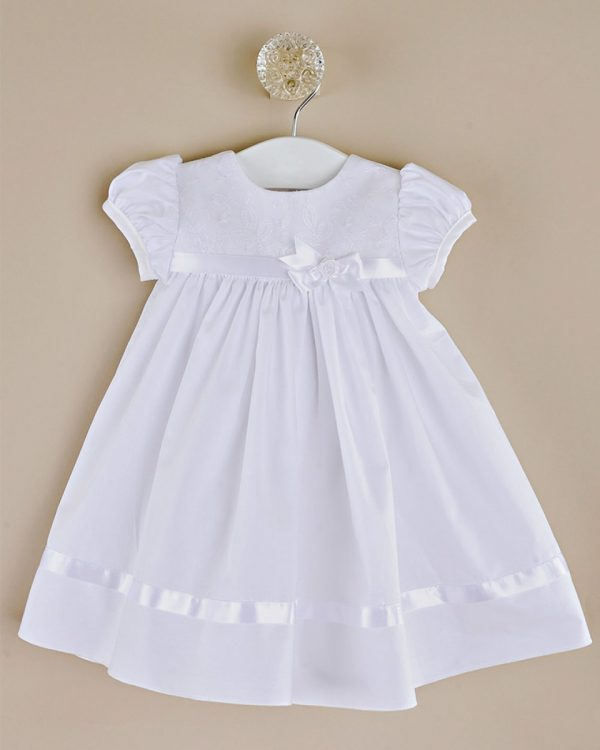 Sarah Christening Dress