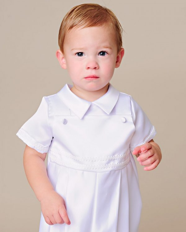 Sawyer Christening Outfit