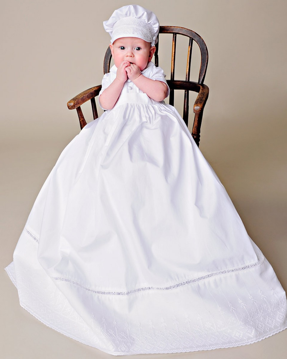 Baptismal Gown Preservation: Sean Christening Gown