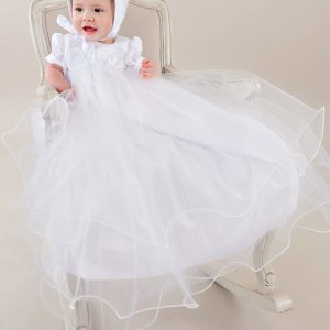 Shanna Christening Gown - One Small Child