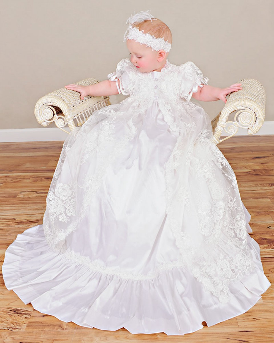 Baptismal Gown Preservation: Sophi Christening Gown