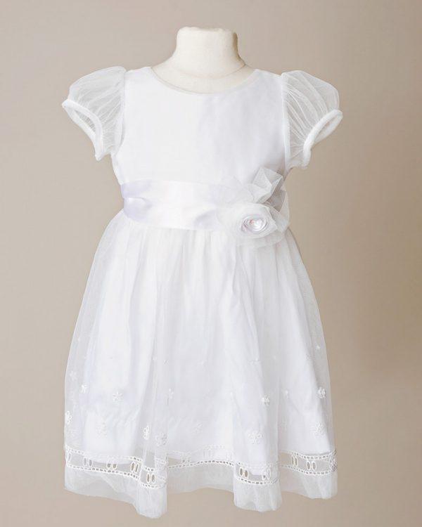 Tallie Christening Dress - One Small Child