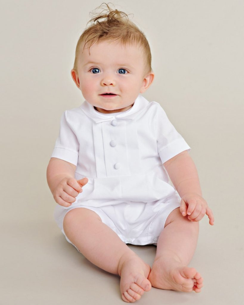 Tyler Christening Outfit