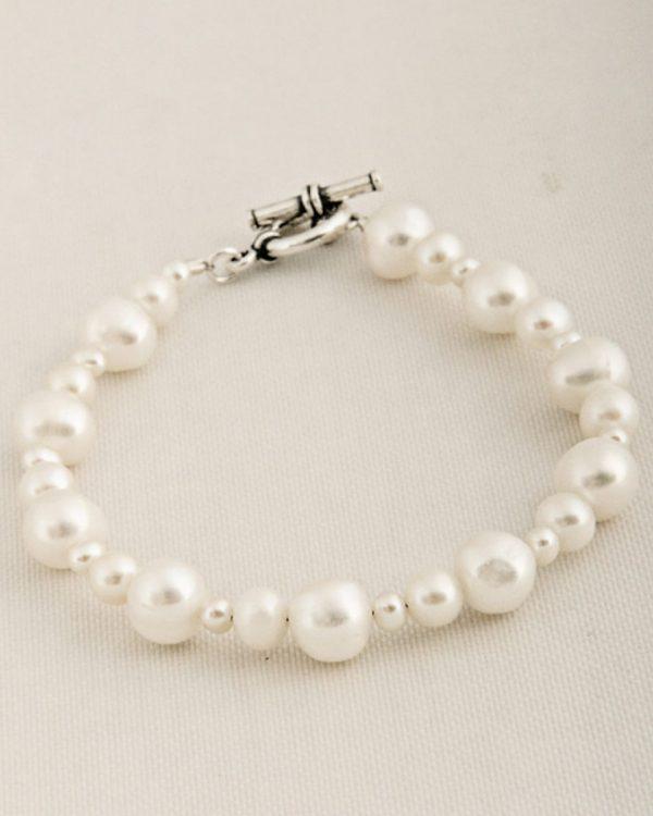 Adult Pearl Bracelet