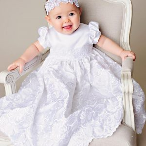 Arianne Christening Gown