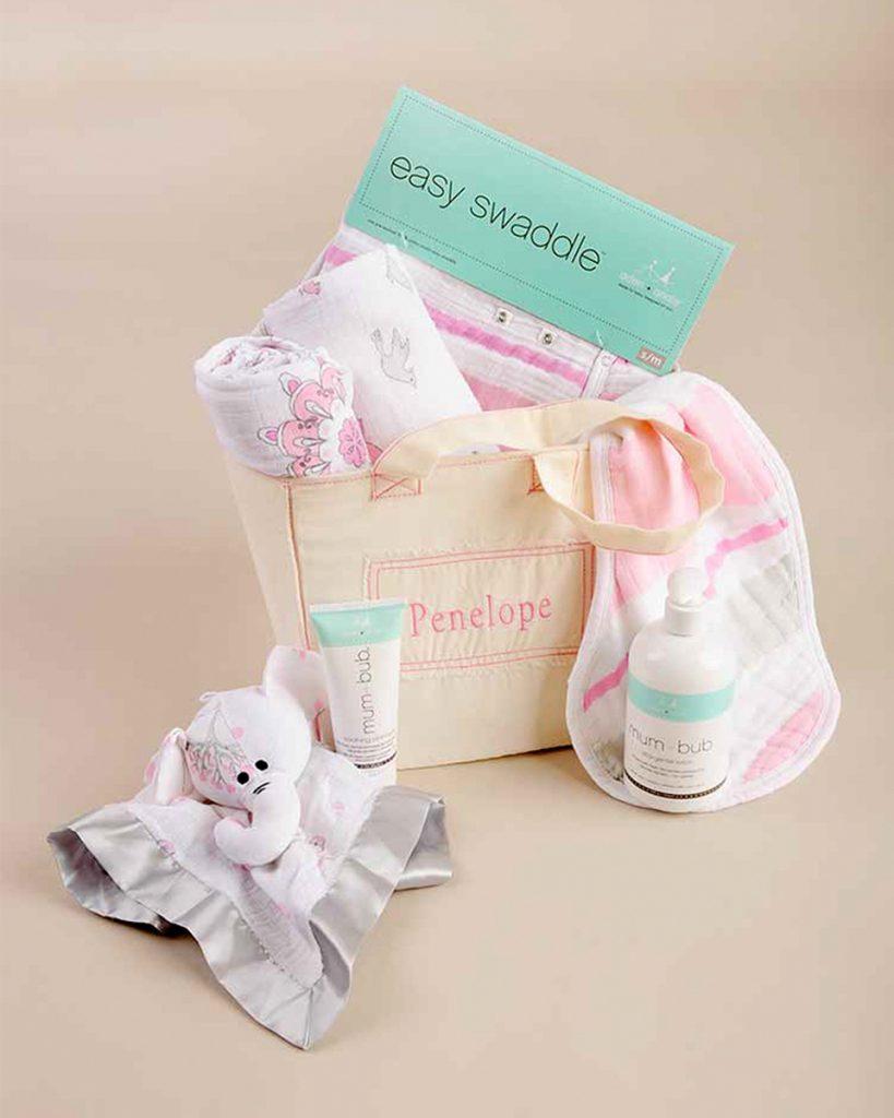 Aden + Anais Girl Gift Tote