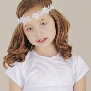 Beaded Lace Headwrap