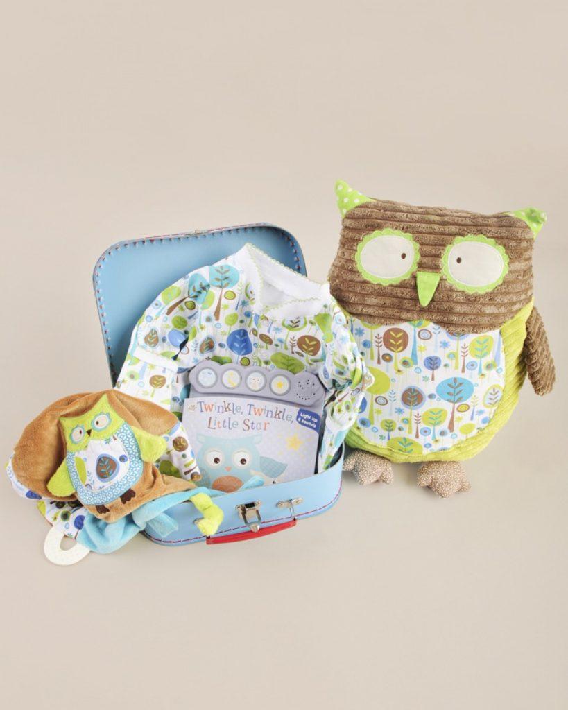 Bennett Owl Gift Set