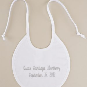 Personalized Name & Date Bib