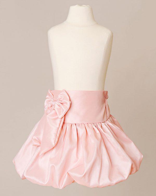 Brittney Bubble Toddler Skirt