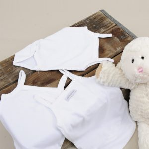 Bamboo Camisole Bodysuit 3 Pack - One Small Child