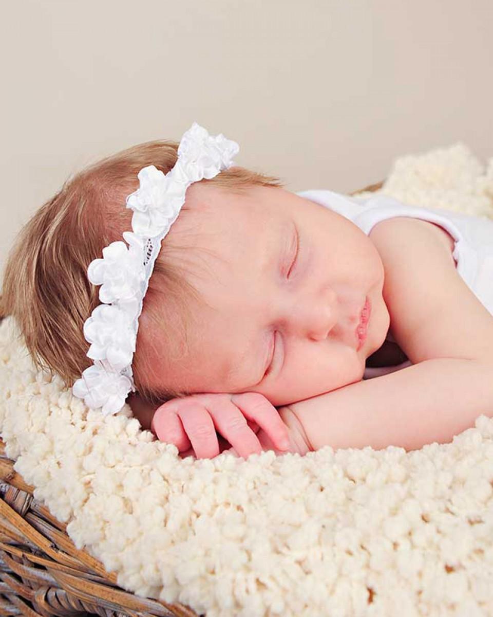 Carnation Halo Headband - One Small Child cd7e2656b14