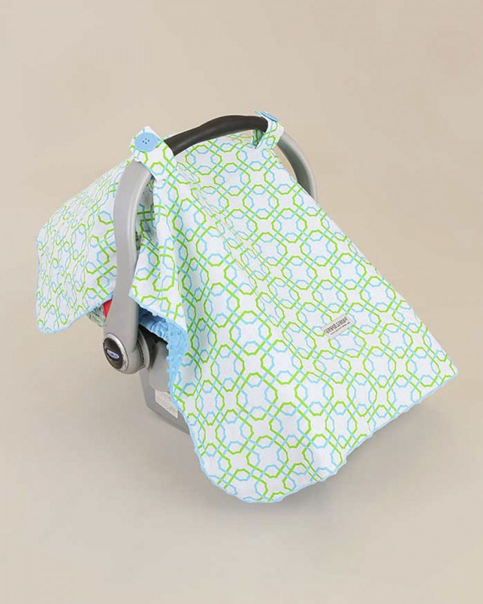 Hayden Car Seat Canopy One Small Child