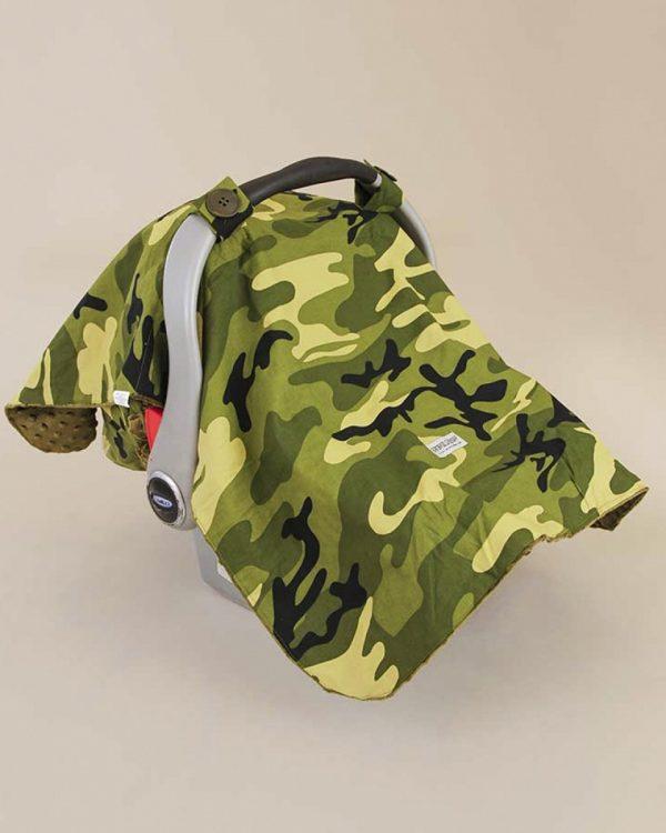 Hunter Car Seat Cover