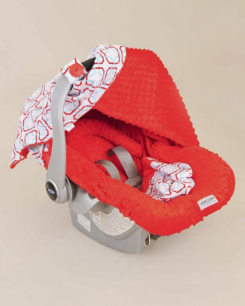 Tyler Car Seat Cover