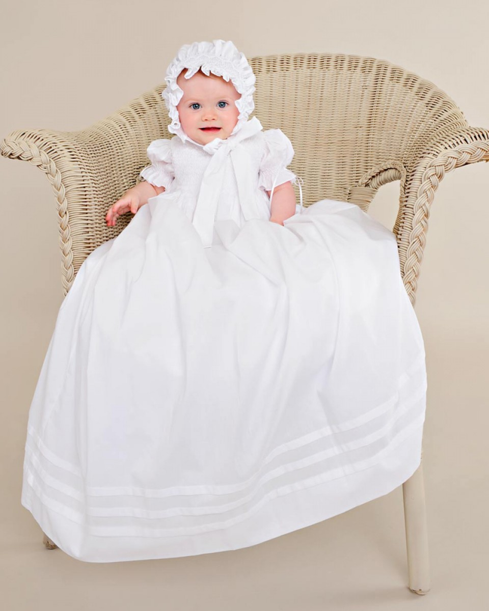 Charlotte Christening Gown One Small Child