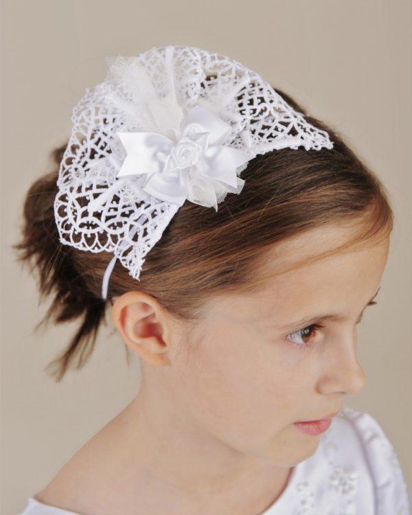 Cross Fascinator Headband