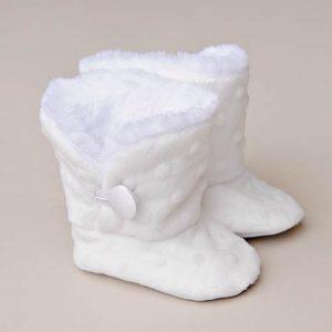 Dottie Fur Boots - One Small Child