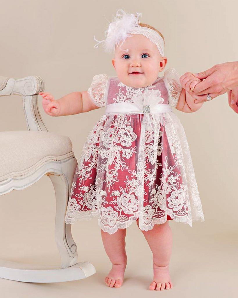Ella Holiday Dress for Girls
