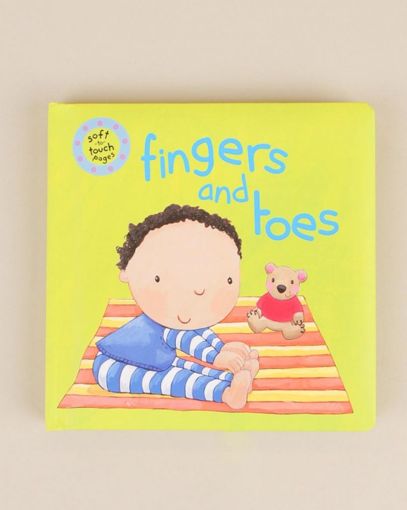 Fingers and Toes Book