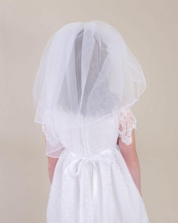Flower Headband Veil