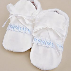 Francis Christening Shoes - One Small Child