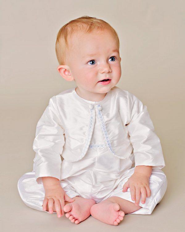 Francis Christening Jacket