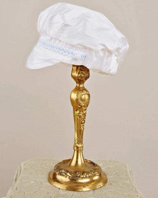 Francis Christening Hat