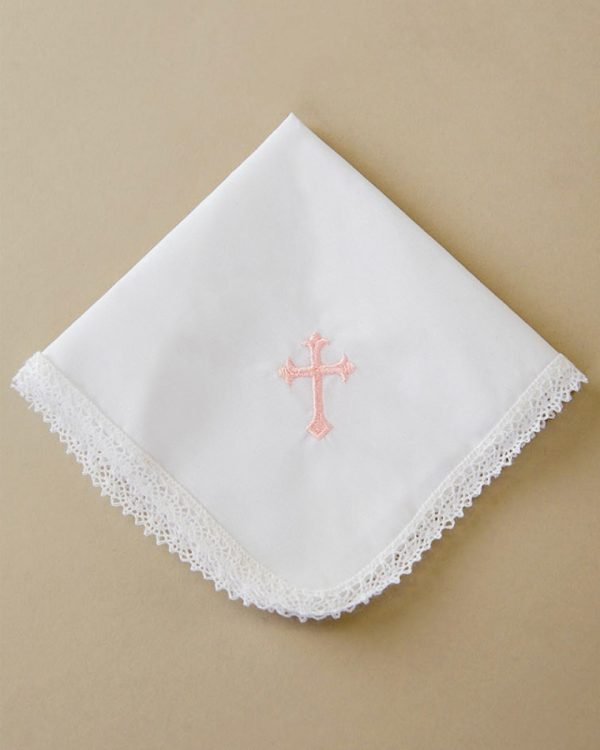 Girl Christening Accessory Set