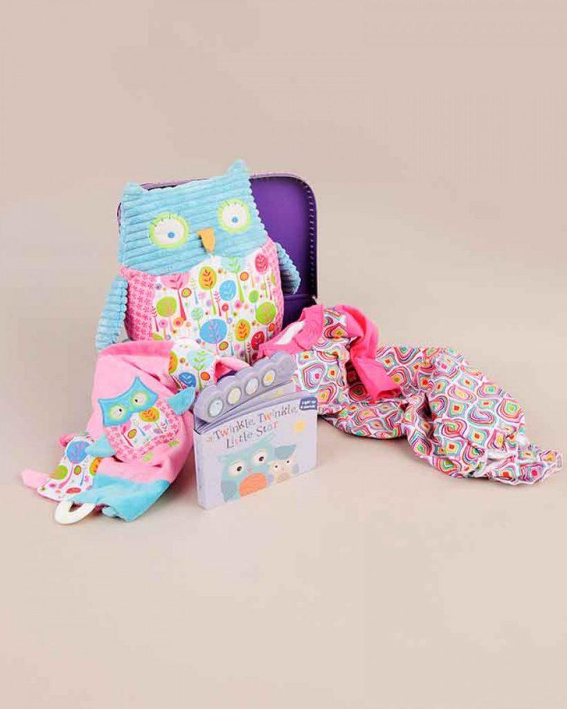 Bella Owl Gift Set