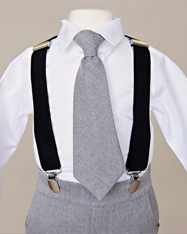 Grayson Suspender Pant Outfit
