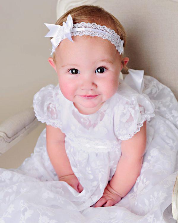 Hazel Anne Baptism Dress