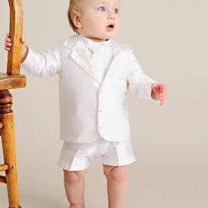 Kingston Silk Christening Outfit