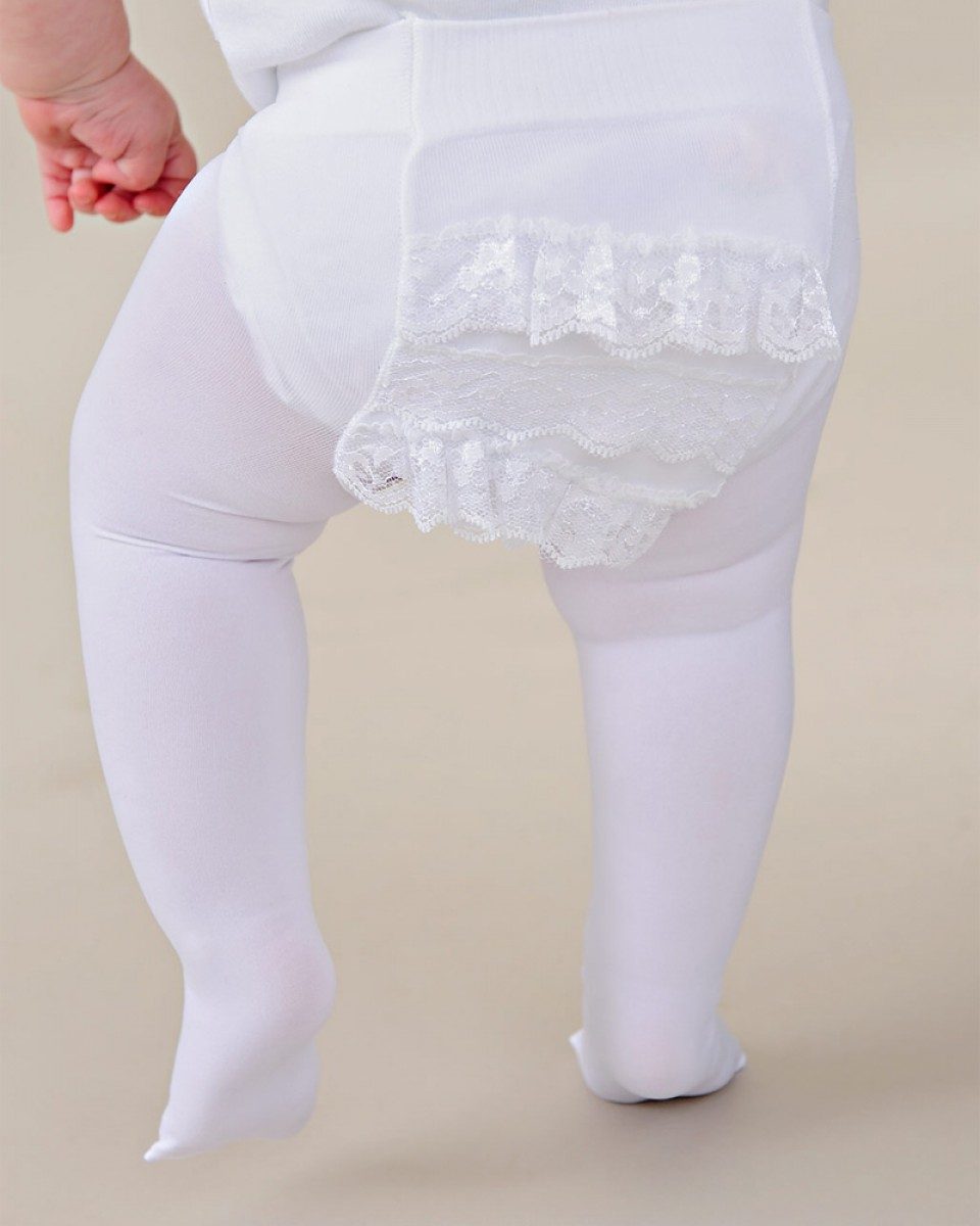 Baby Lace Rhumba Tights