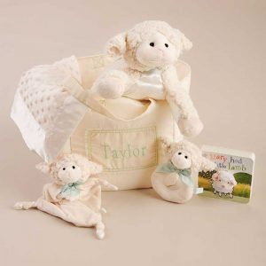 Little Lamb Gift Set