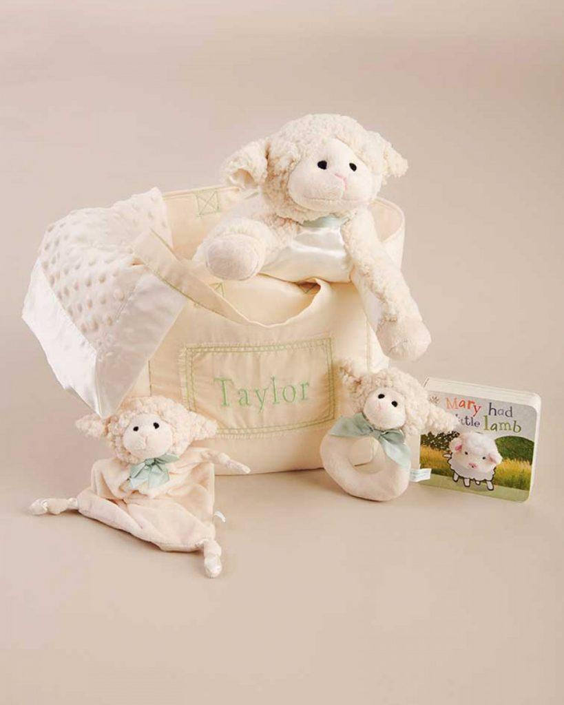 Little Lamb Gift Set