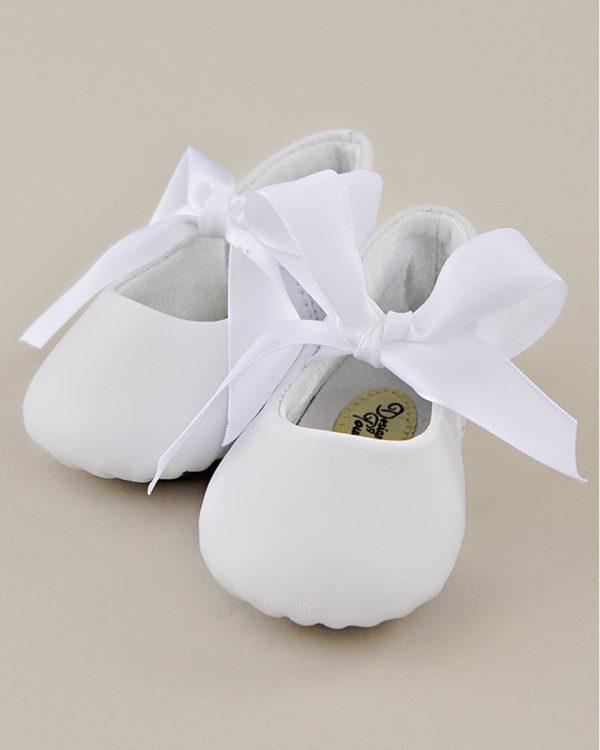 Lambskin Ballet Slippers
