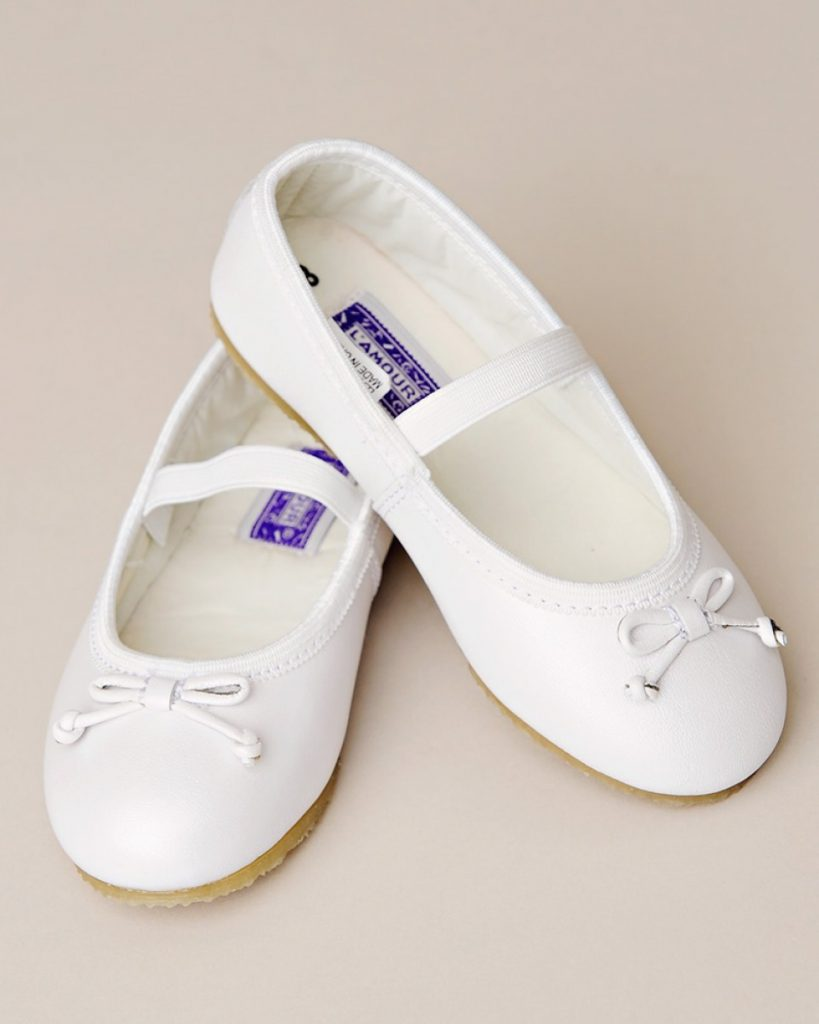 Leather Toddler Slippers
