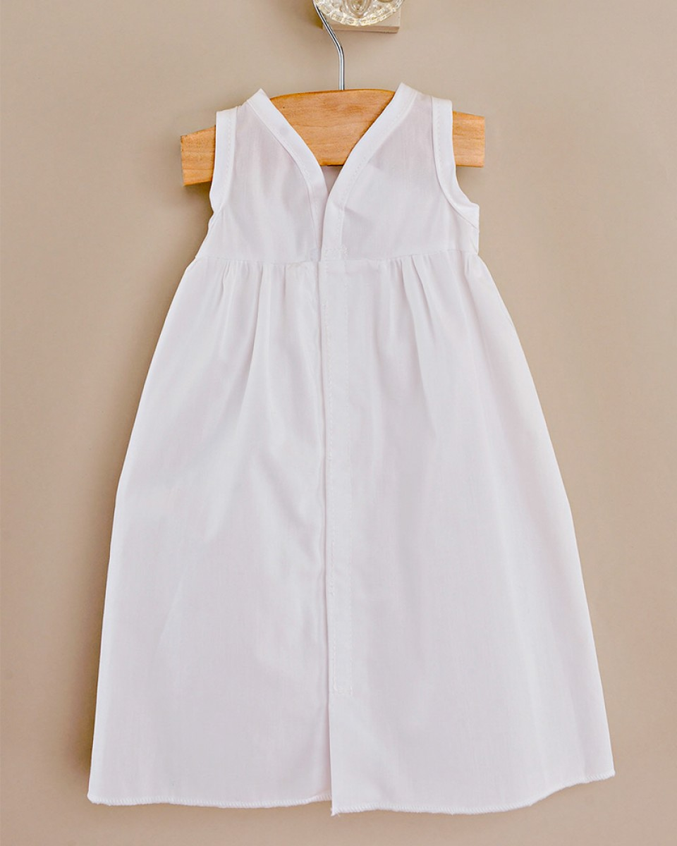 Little Clarice Preemie Christening Gown - One Small Child