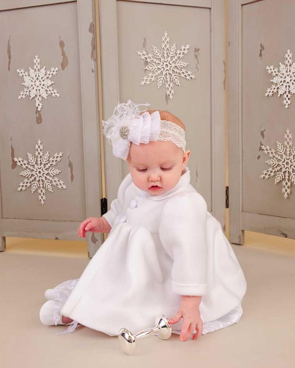 Madison Christening Coat One Small Child
