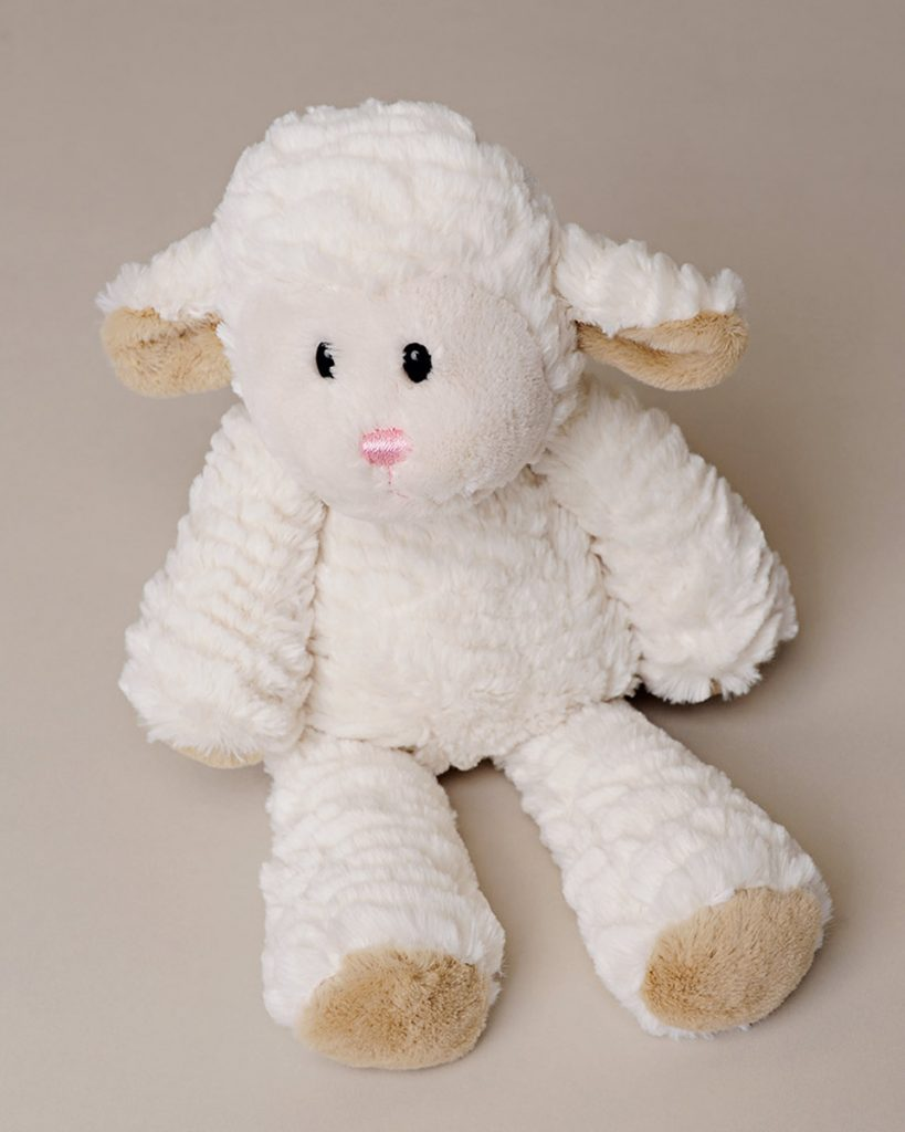 Marshmallow Cuddle Lamb