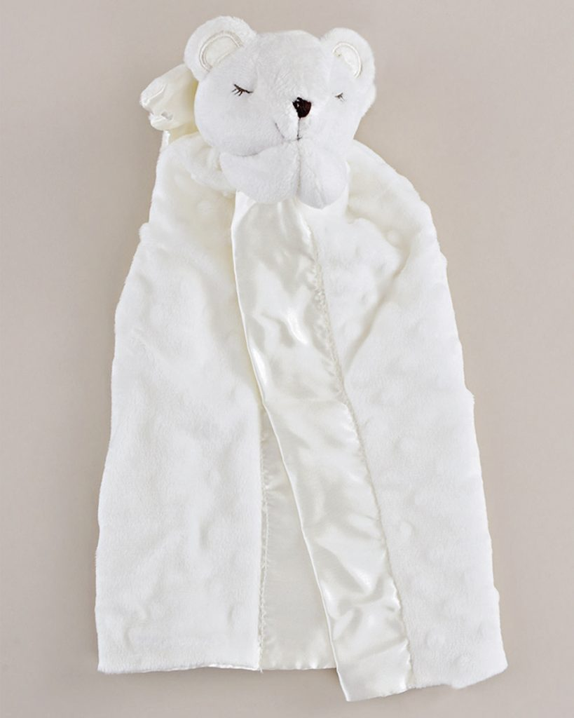Prayer Bear Cuddle Blankie
