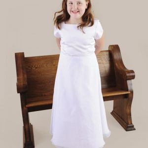First Communion Dresses - One Small Child