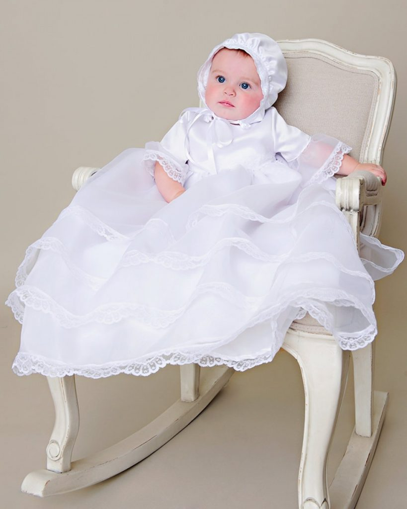 Norah Christening Gown