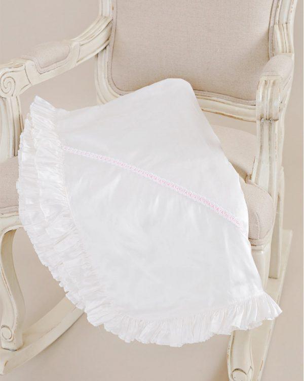 Phoebe Christening Blanket