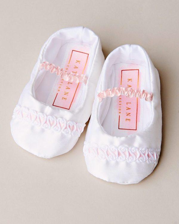 Phoebe Christening Shoes