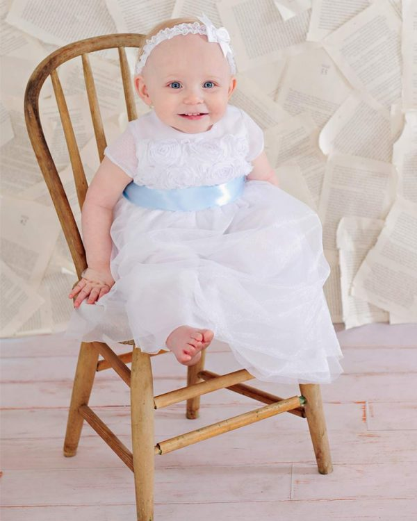 Piper Christening Dress